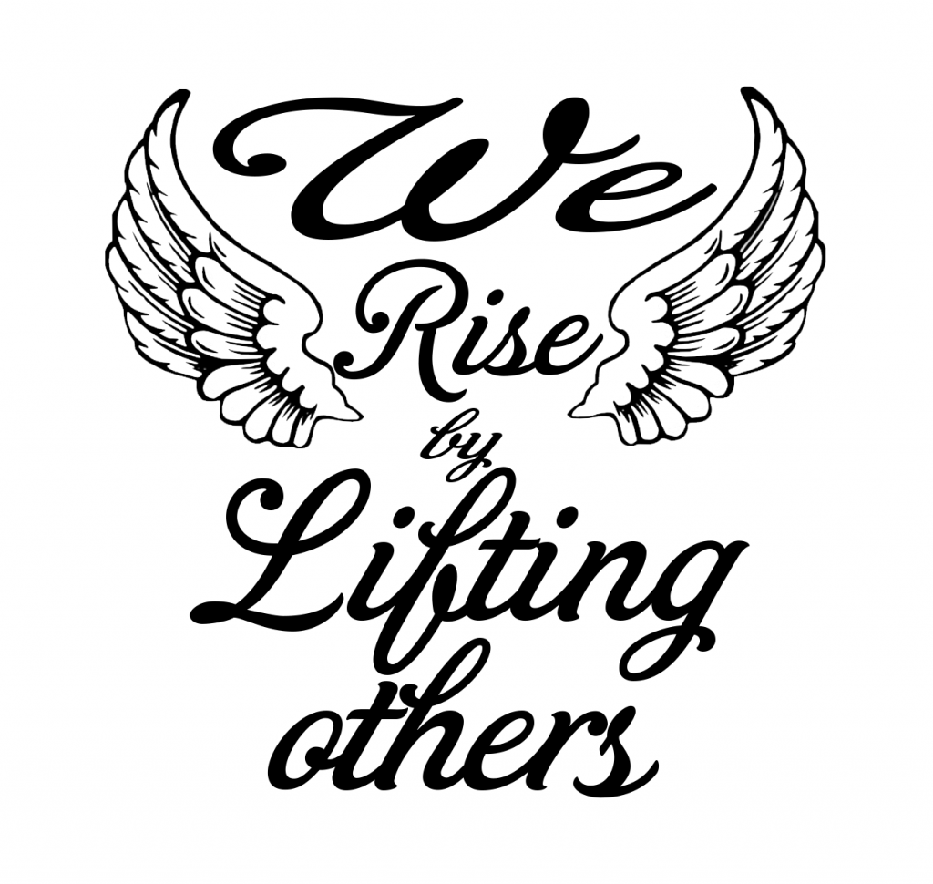 Free WeRise by Lifting Others SVG File