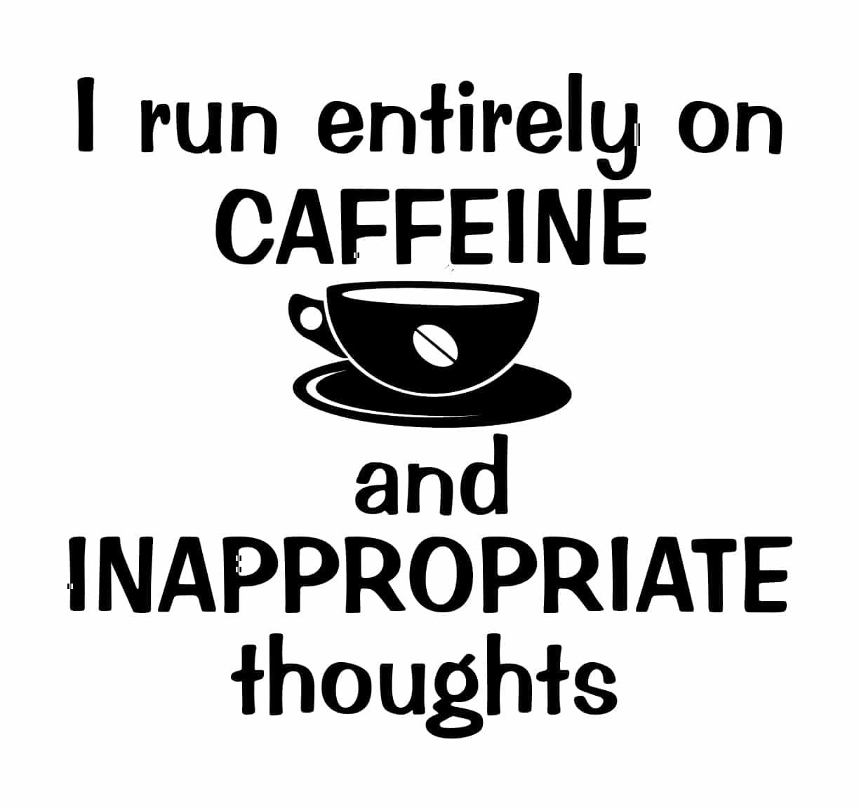 Free Caffeine SVG File