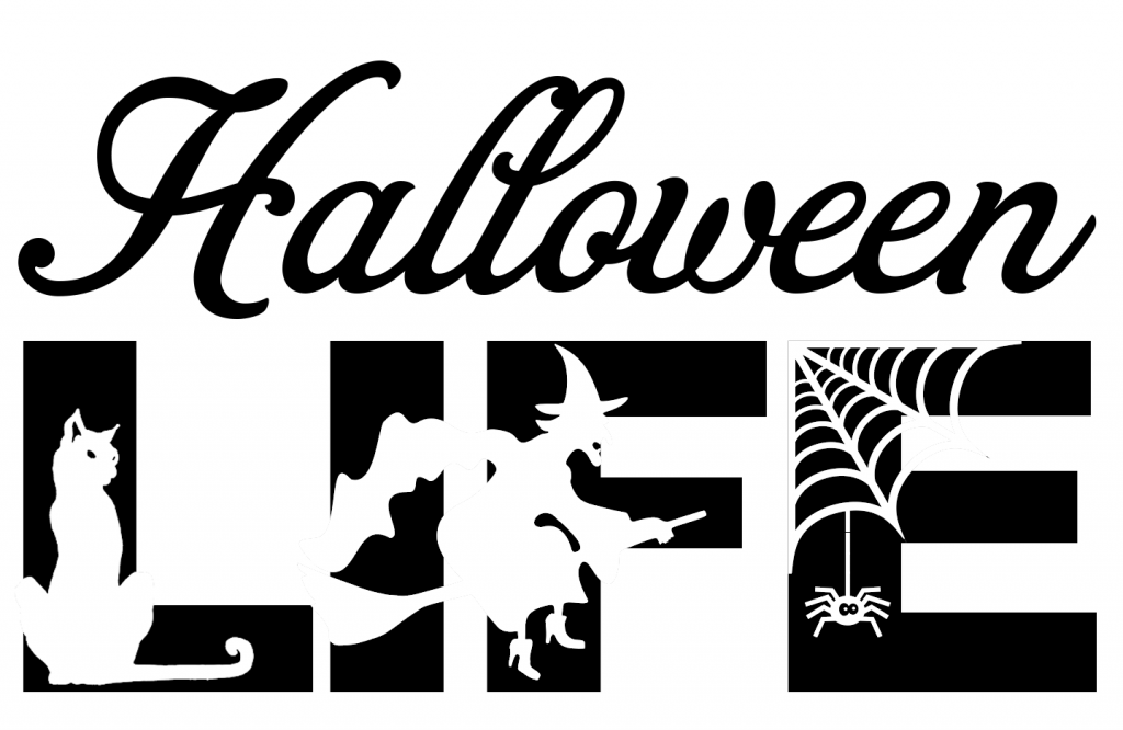 Free Halloween Life SVG File