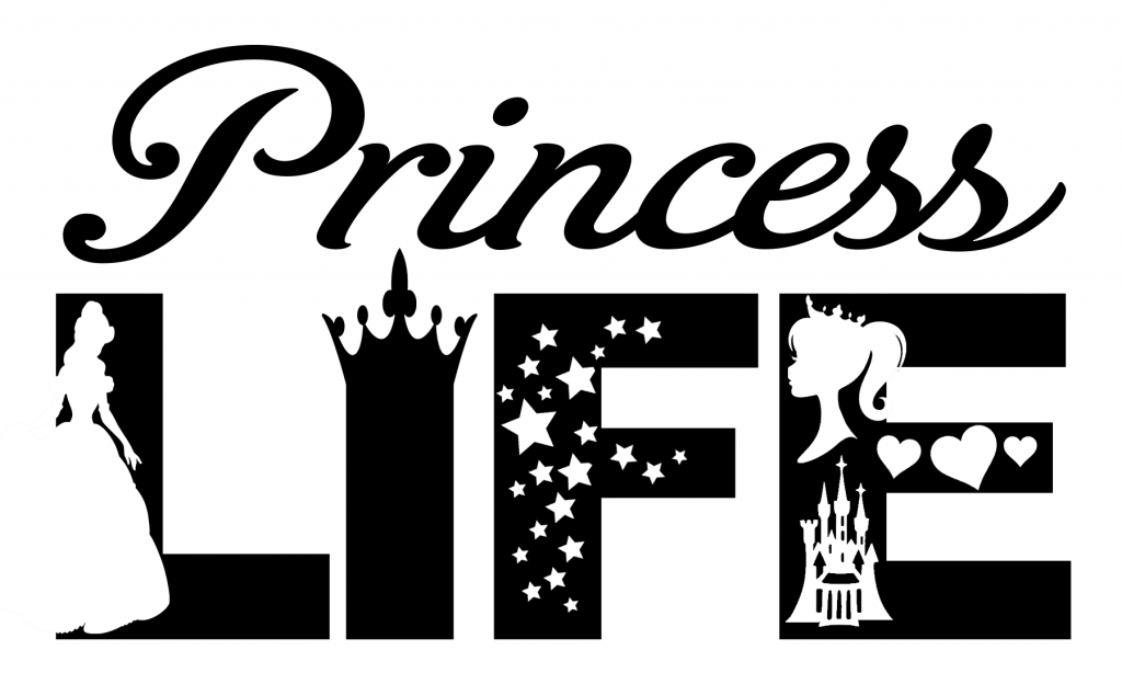Free Princess Life SVG