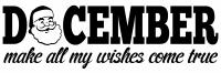 Free December SVG File Download
