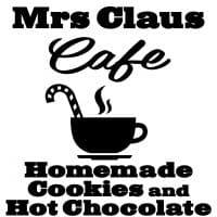 Free Mrs Claus SVG File Download