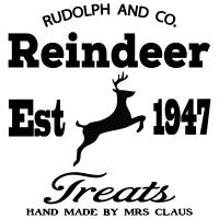 Free Reindeer Treats SVG File Download