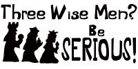 Free 3 Wisemen SVG File Download