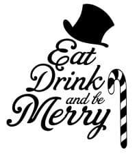 Free Eat Drink SVG File Download