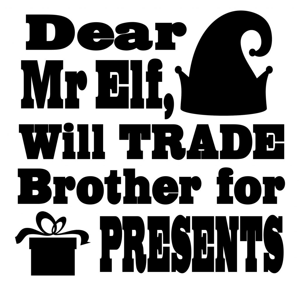 Free Trade Presents for Brother SVG File