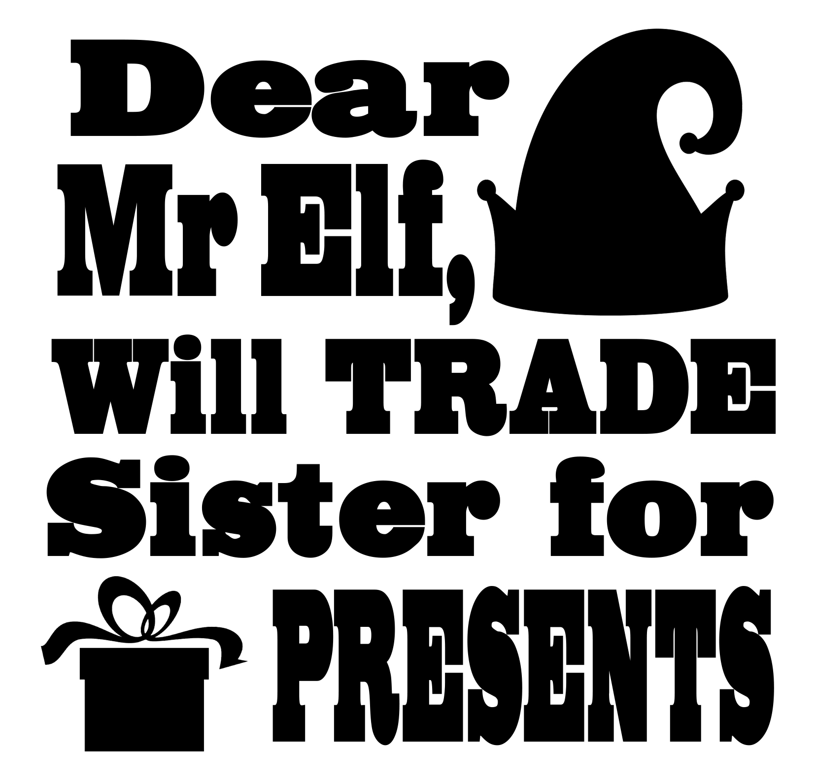 Free Trade for Sister SVG File