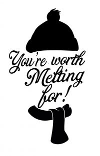 Free Your Worth Melting for SVg File