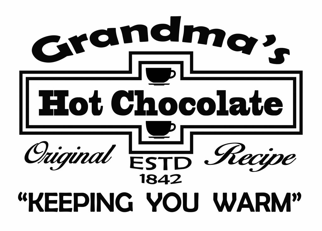 Free Hot Chocolate SVG File