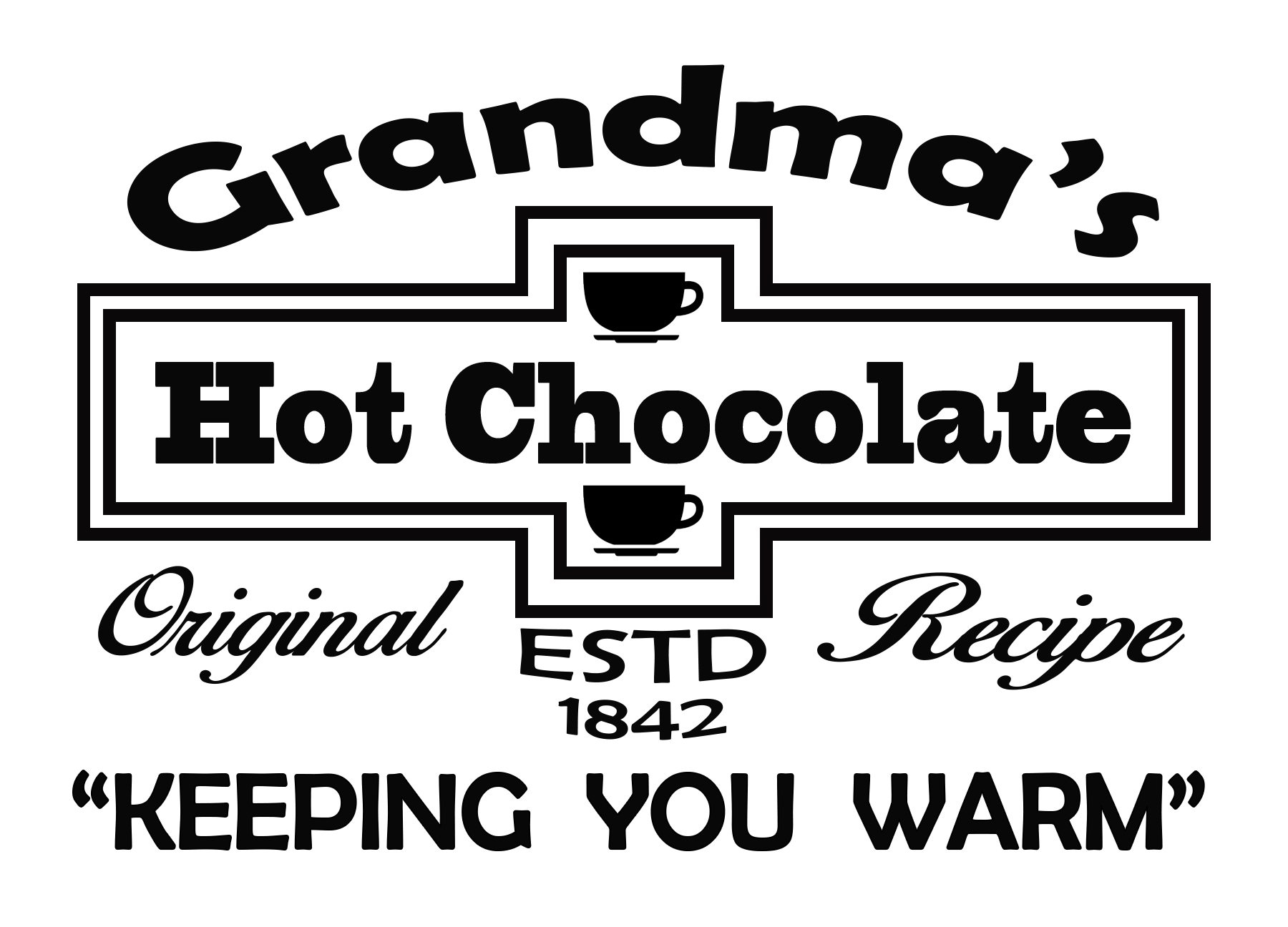 Free Hot Chocolate SVG File