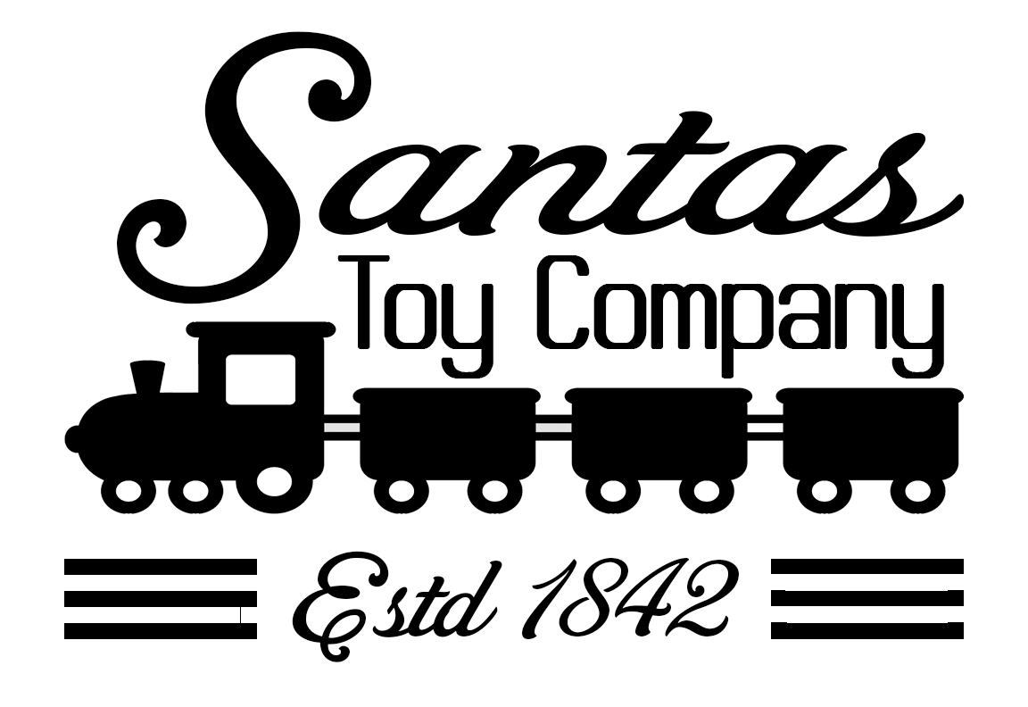 Free Santa Toy Company SVG File