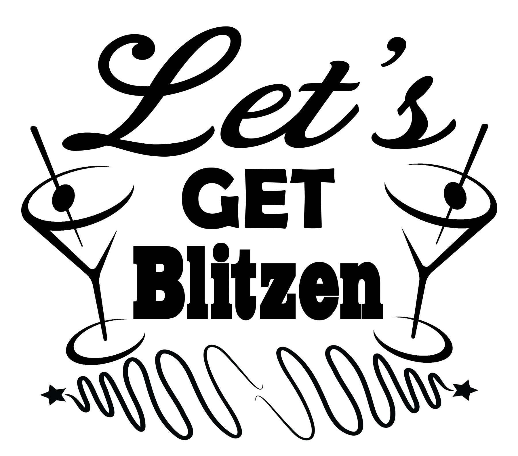 Free Blitzen SVG File