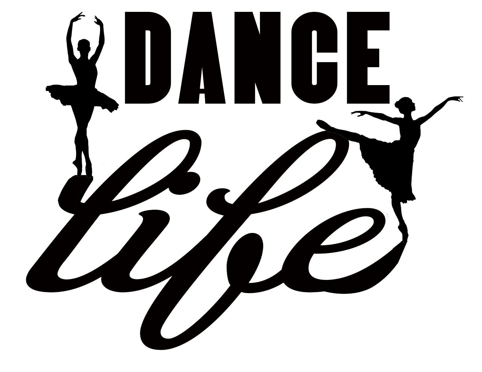 Free Dance Life SVG File