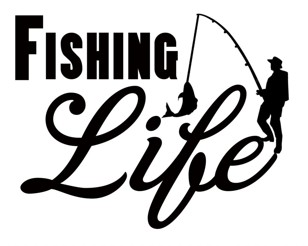 Free Fishing Life Svg File Free Svg Files