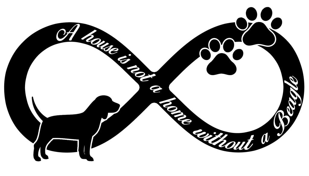 Free Beagle SVG File