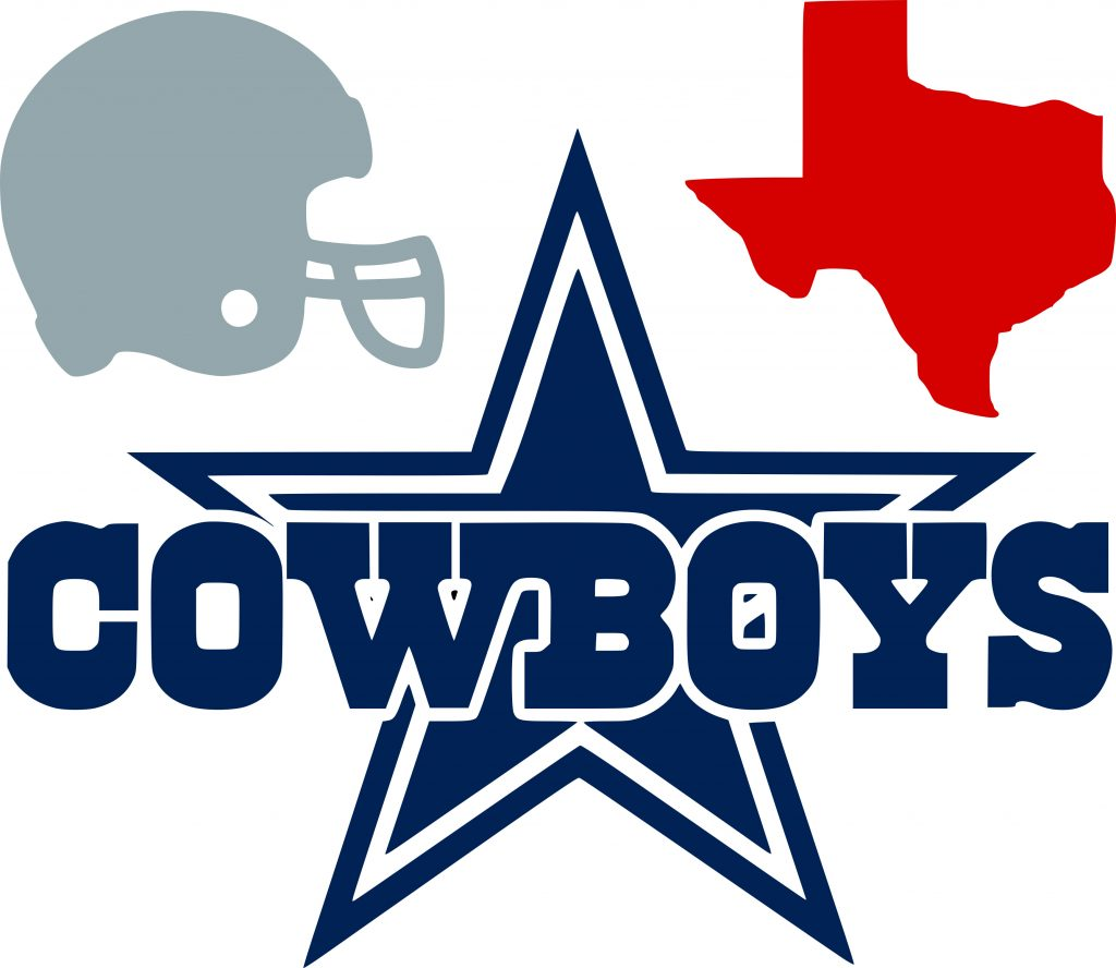 Free Dallas Cowboys SVG File