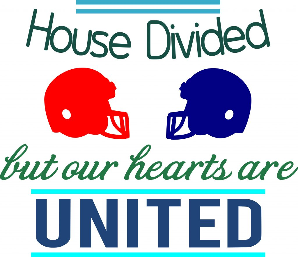 Free House Divided SVG Cutting File