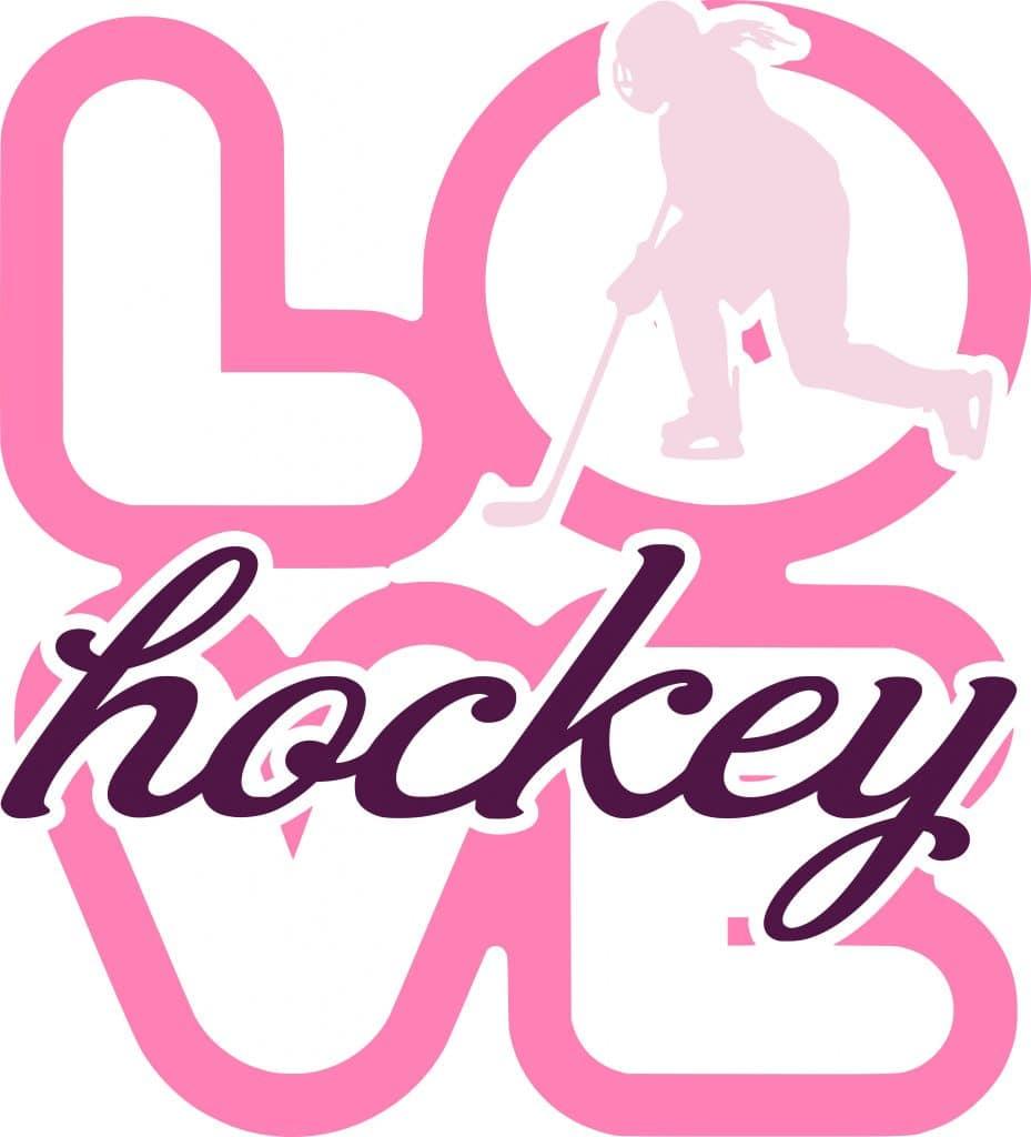 Free Ice Hockey SVG Cutting File