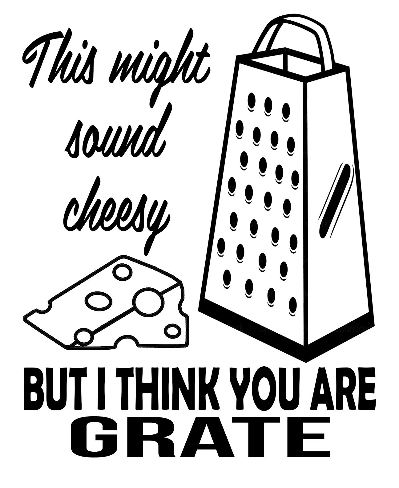 Free Sounds Cheesy SVG File