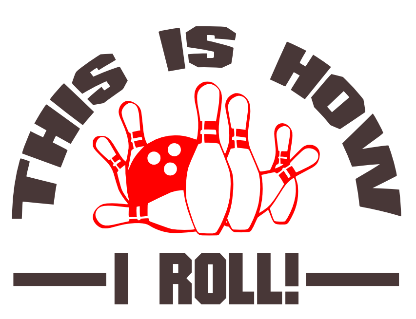 Free Thats How we Roll SVG Cutting File