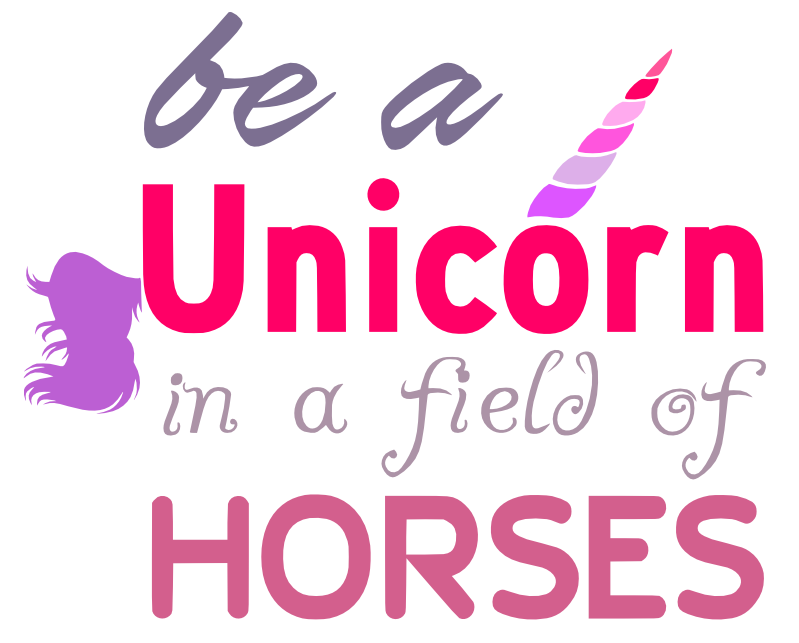 Free Unicorn SVG Cutting File