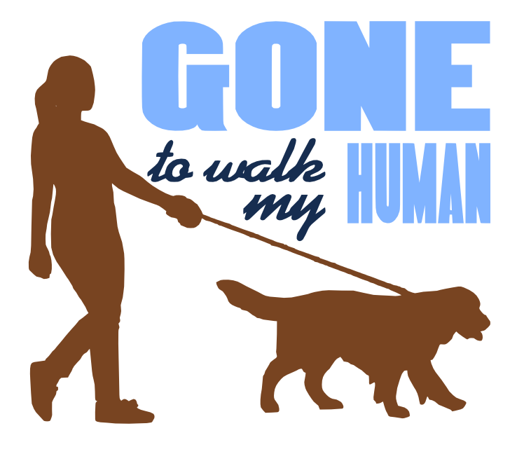 Free Dog Walk SVG Cutting File