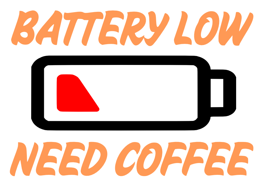 Free Low Battery SVG Cutting File