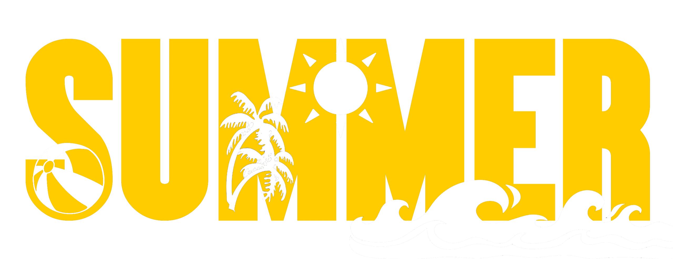 Free Summer SVG Cutting File