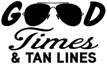 Free Tan Lines SVG Cutting File