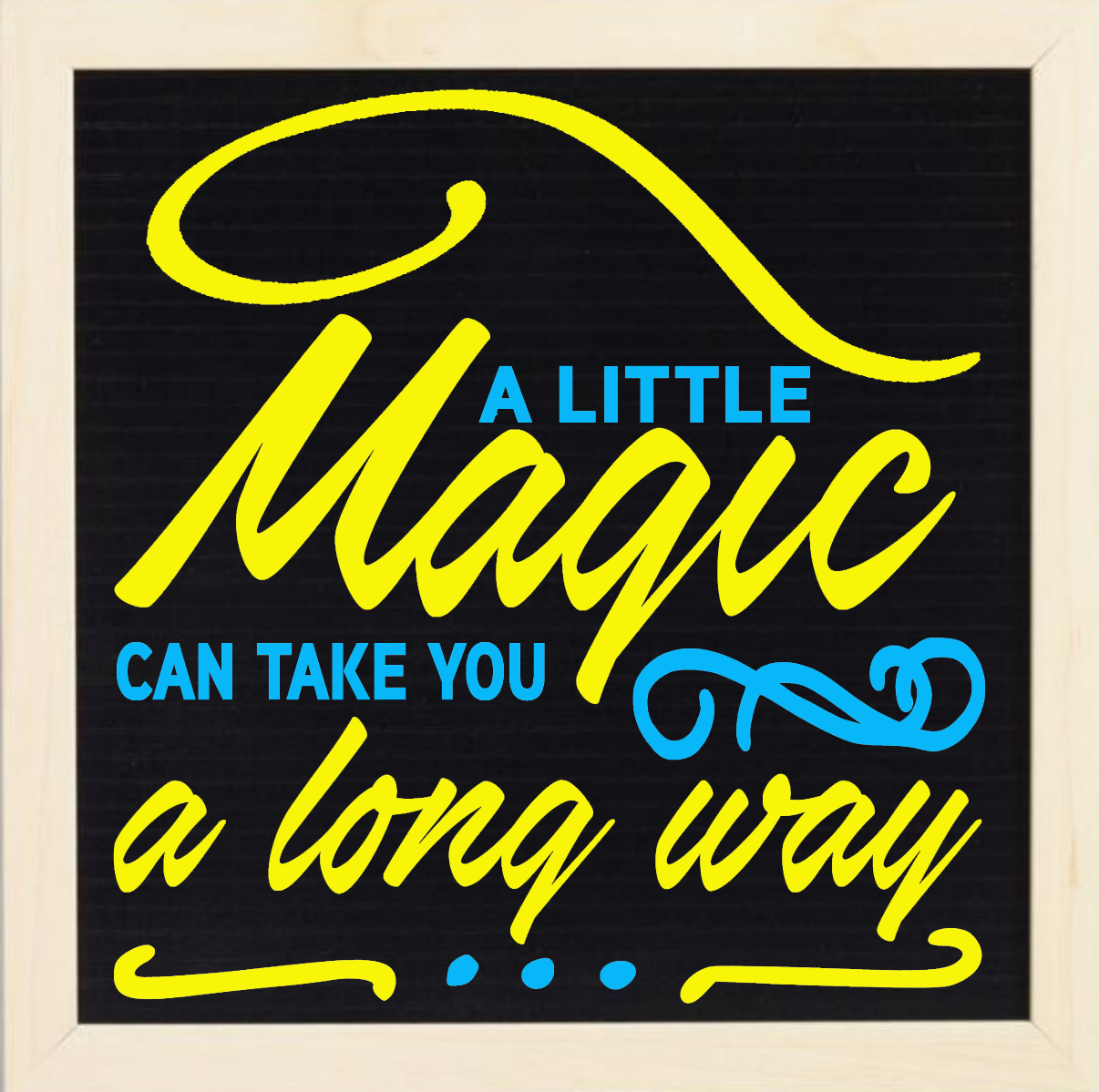 Free A Little Magic SVG Cutting File
