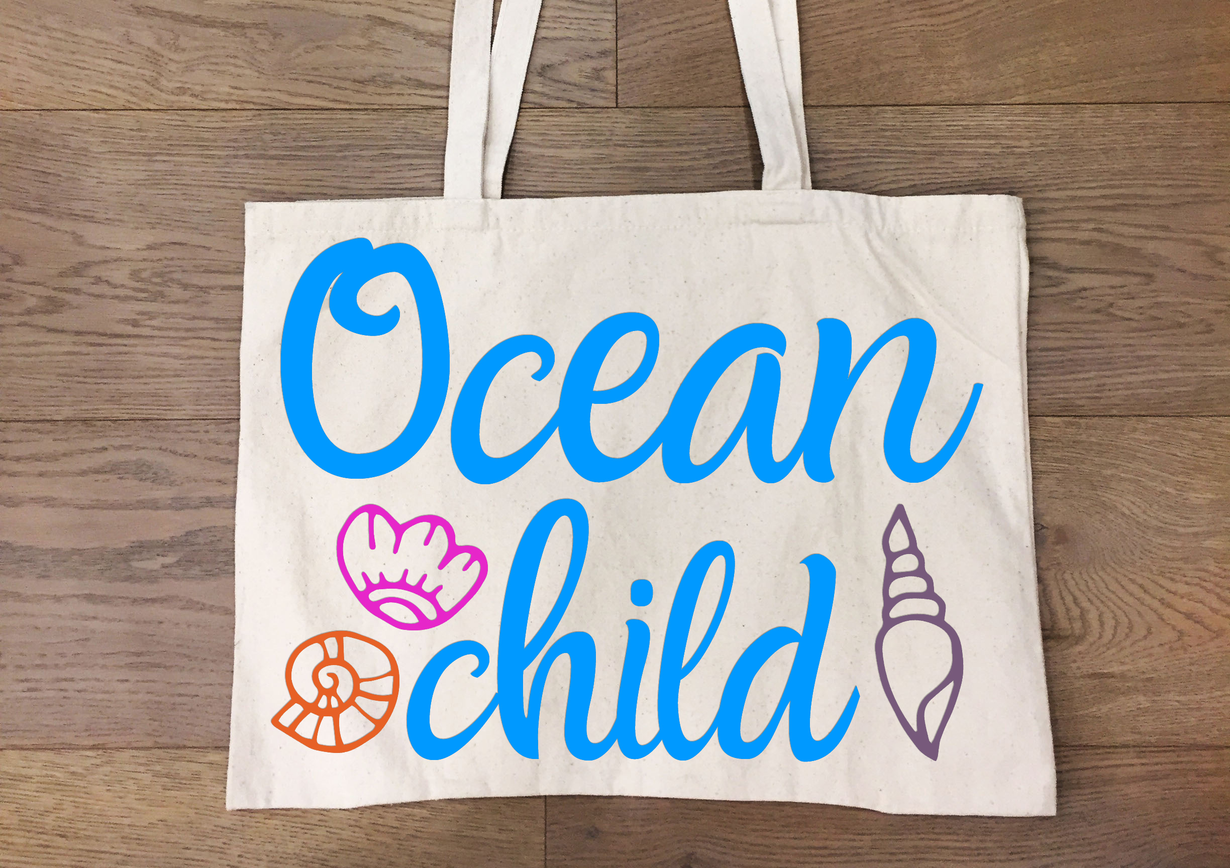 Free Ocean Child SVG File for the Cricut.