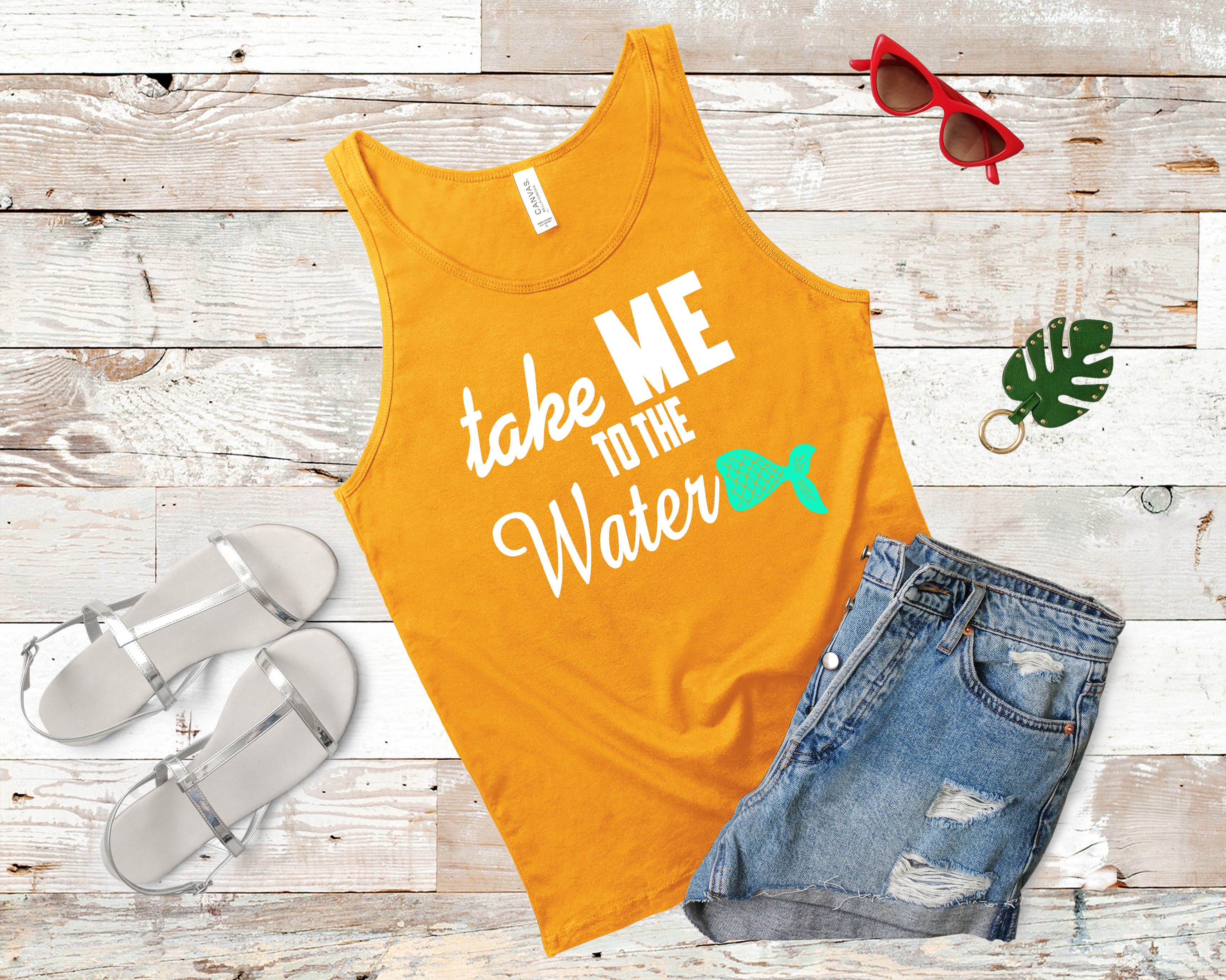 Free Take me to the Water SVG File