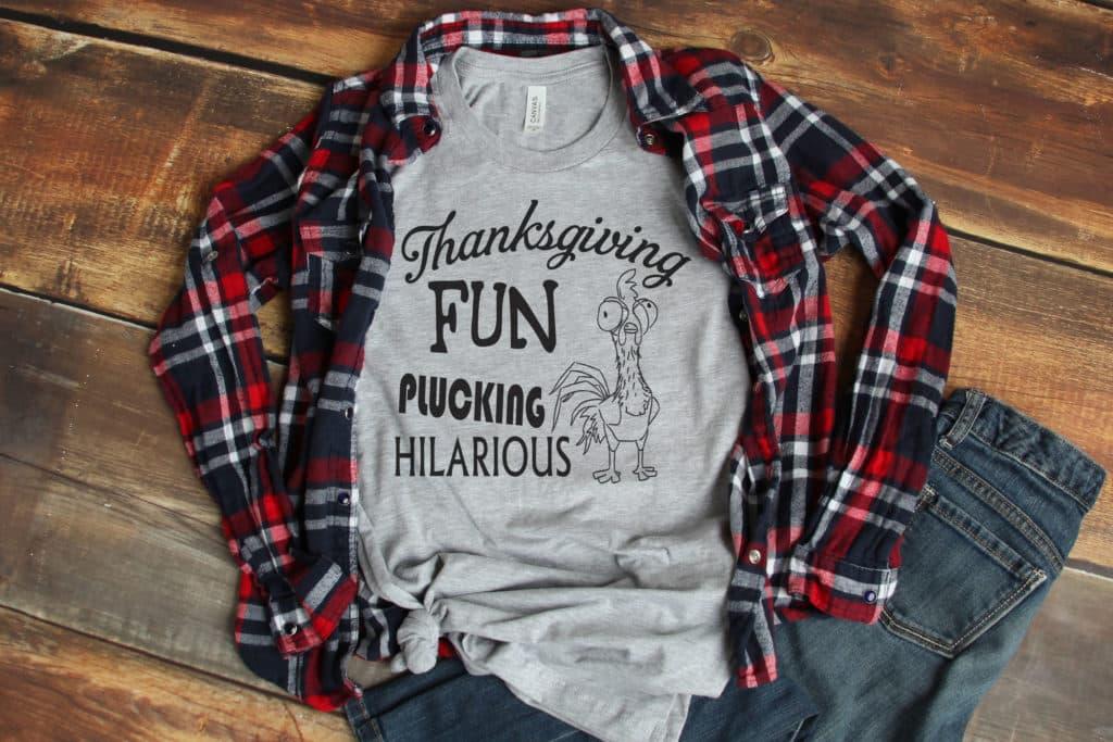 Free Thanksgiving Fun SVG File