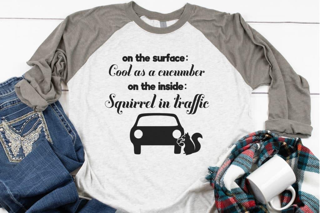 Free Squirrel SVG File